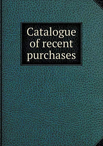 9785519343305: Catalogue of recent purchases