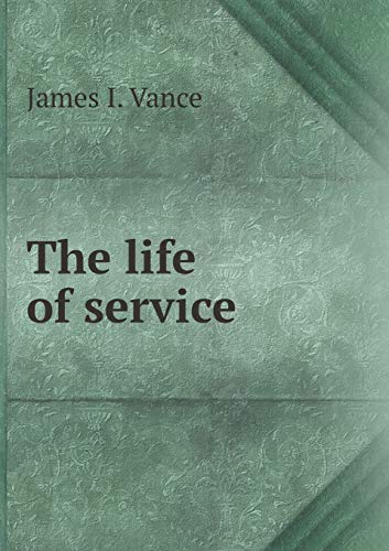 9785519349178: The life of service