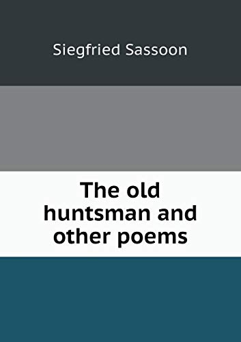 9785519351775: The old huntsman and other poems