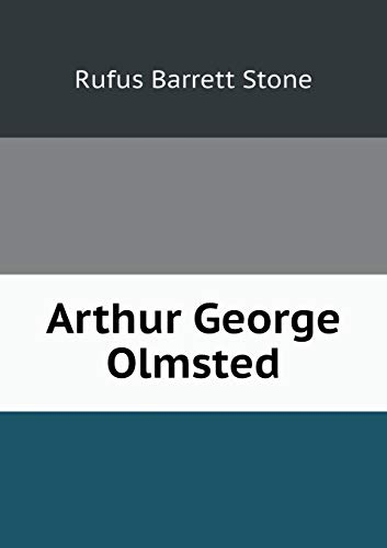 9785519379151: Arthur George Olmsted
