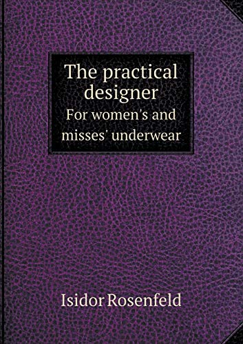 9785519391191: The practical designer For women's and misses' underwear