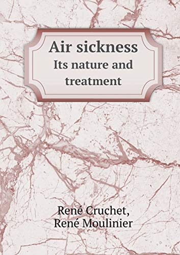 9785519465229: Air sickness Its nature and treatment
