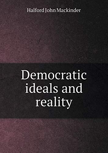 9785519466950: Democratic ideals and reality