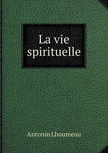9785519470483: La Vie Spirituelle