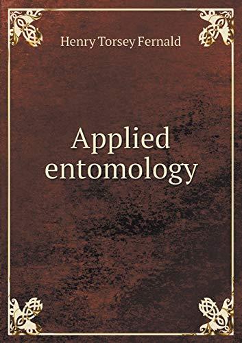 9785519473170: Applied entomology