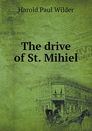 9785519478786: The drive of St. Mihiel
