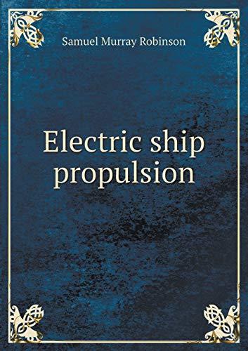 9785519479875: Electric ship propulsion