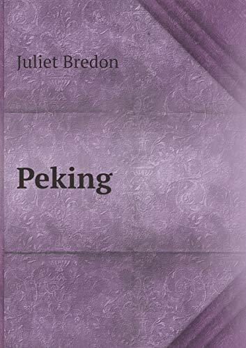 9785519483780: Peking