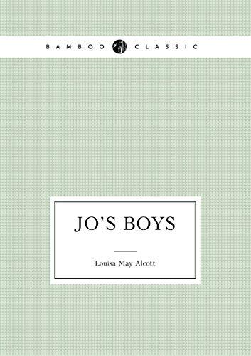 9785519488952: Jo's Boys (March Family Saga - 4)