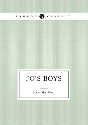 9785519488952: Jo's Boys (March Family Saga - 4)