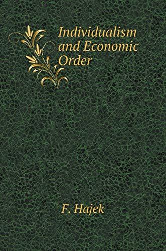 9785519567817: Individualism and Economic Order