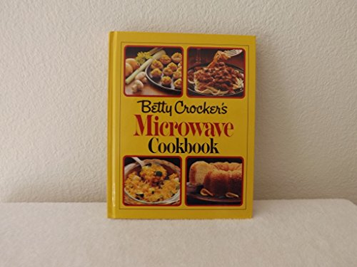 9785550013847: Betty Crocker's Microwave Cookbook