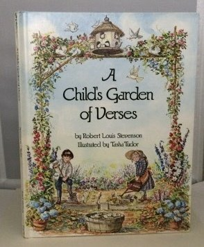 Child's Garden of Verses (9785550033388) by Tasha Tudor; Robert Louis Stevenson