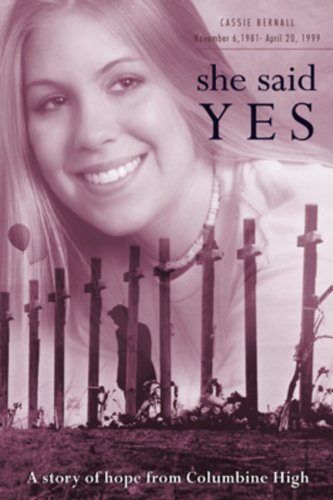 9785550045688: Cassie Bernall: She Said Yes: 25-Pack Tracts (Proclaiming the Gospel)
