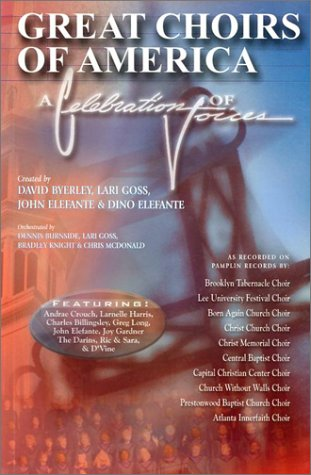 9785550060285: Great Choirs of America: A Celebration of Voices, Satb