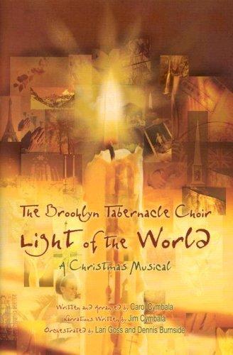 9785550060919: Light of the World: A Christmas Musical