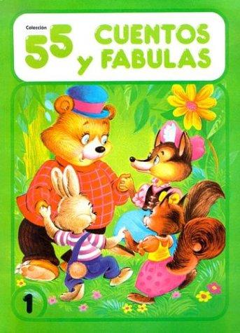 9785550074145: 55 Cuentos Y Fabulas: 1 (Coleccion 55 y Cuentos Fabulas)