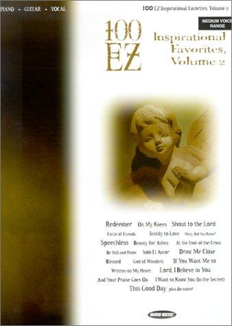 9785550090107: 100 EZ Inspirational Favorites: Volume 2