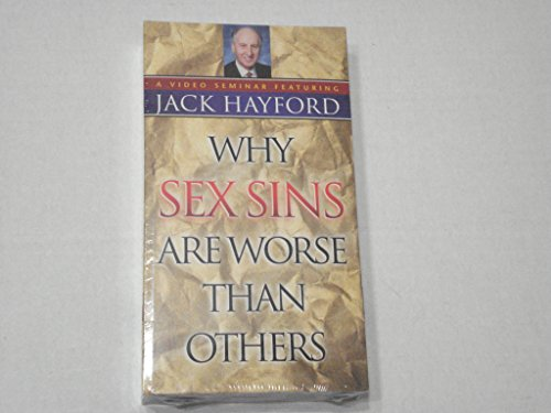 9785550111475: Why Sex Sins Are Worse Than Others [VHS]