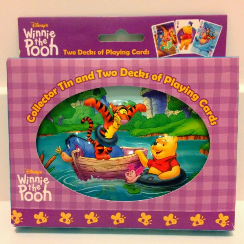 9785550139509: Winnie the Pooh Playing Cards with Cards
