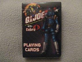 9785550140284: G.I. Joe Playing Cards