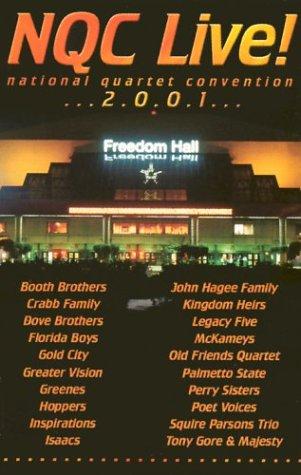 9785550145845: Nqc Live! 2001