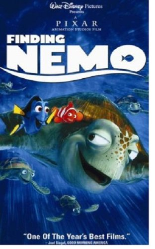 9785550264492: Finding Nemo [VHS]