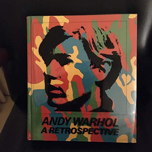9785550285008: Andy Warhol A Retrospective