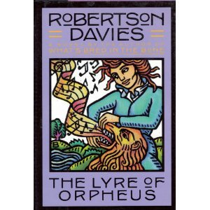 The Lyre of Orpheus, Davies, Robertson