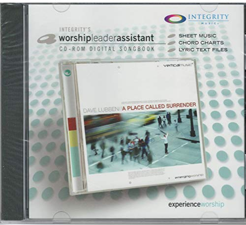 9785550343081: Worship Leader Assistant: A Place Called Surrender