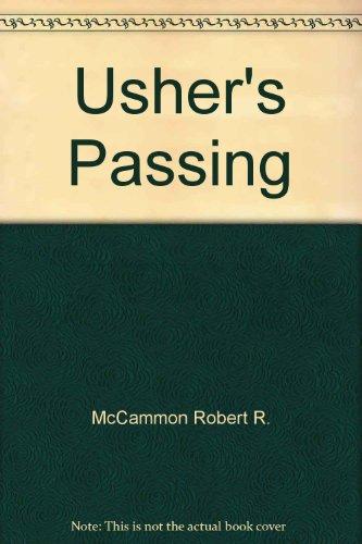 9785550372609: Usher's Passing