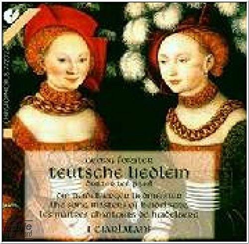 9785550437858: Teutsche Liedlein / Song Masters of Heidelberg