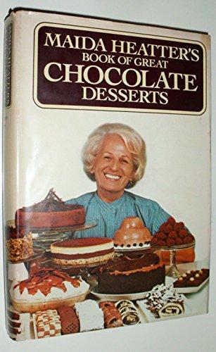 9785550486863: Maida Heatter's Book of Great Chocolate Desserts