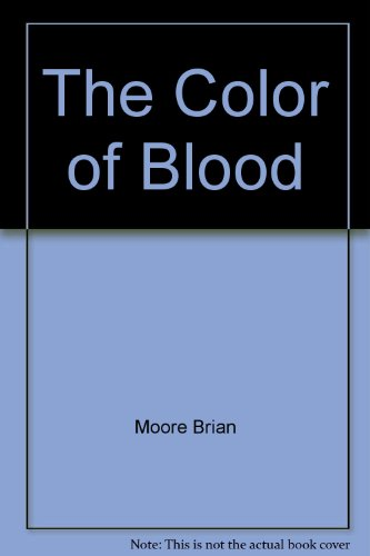 9785550565131: The Color of Blood