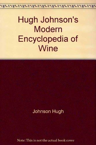9785550572047: Hugh Johnson's Modern Encyclopedia of Wine