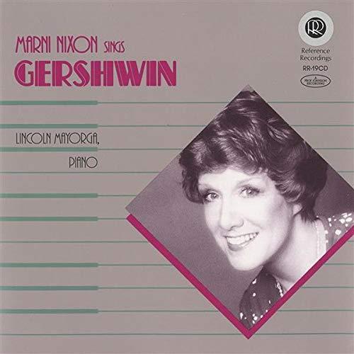 9785550612484: Marni Nixon Sings Gershwin