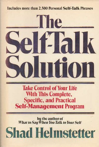 9785550666456: The Self-Talk Solution: Shad Helmstetter