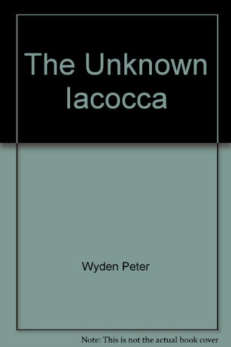 9785550675946: The Unknown Iacocca