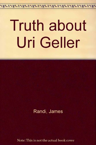 9785550792681: Truth about Uri Geller
