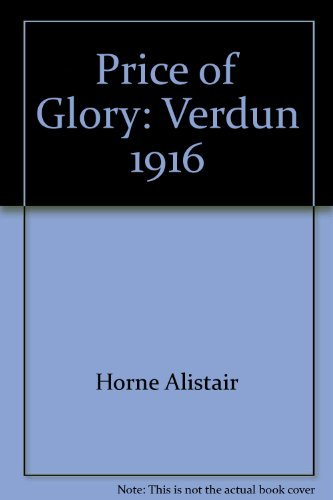 9785550980958: Price of Glory: Verdun 1916