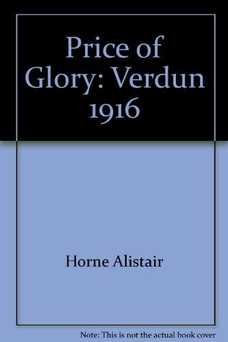 9785550980958: Price of Glory: Verdun 1916