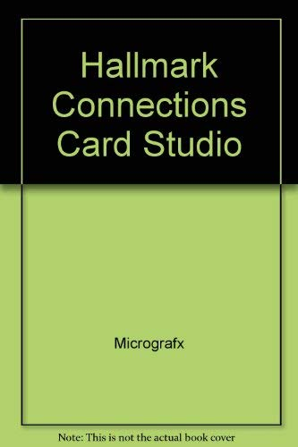 9785551144885: Hallmark Connections Card Studio