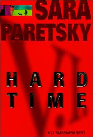 9785551171232: Hard Time: A V.I. Warshawski Novel (Large Print)