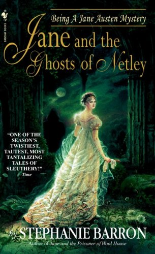9785551310587: JANE AND THE GHOSTS OF NETLEY (JANE AUSTEN, NO 7)