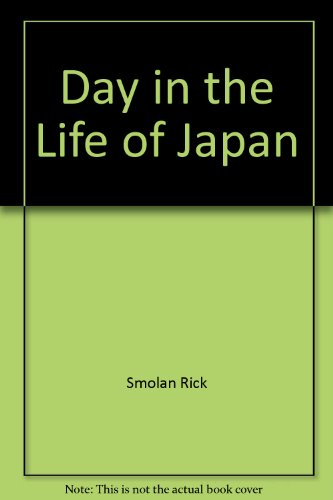 9785551368496: Day in the Life of Japan