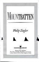 9785551387237: Mountbatten