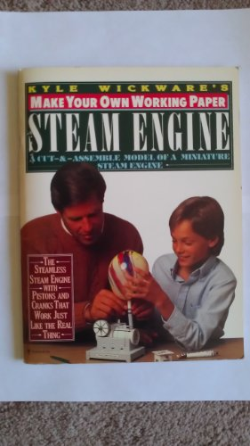 9785551388401: Make Your Own Working Paper Steam Engine