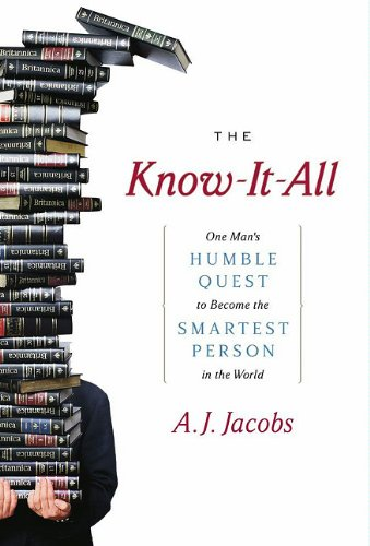 9785551391944: Know-it-all - One Man's Humble Quest To Become The Smartest Person In The World