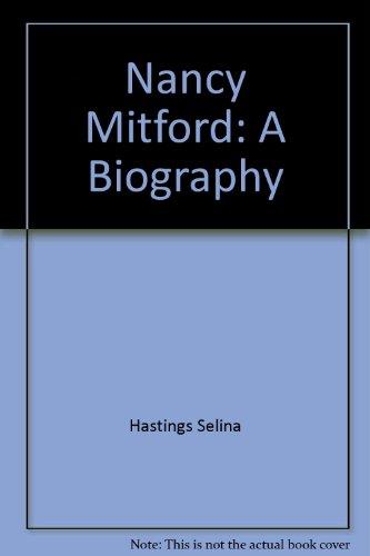 9785551536291: Nancy Mitford: A Biography