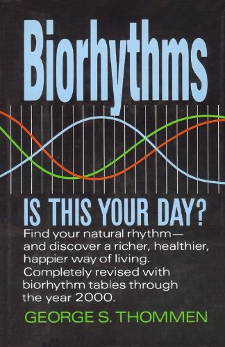 9785551592839: Biorhythms: Is This Your Day?